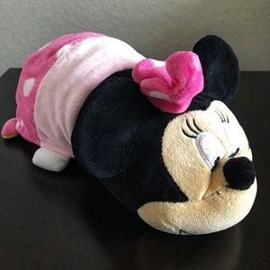 Disney Micky + Minnie Mouse FlipaZoo Plush Toy